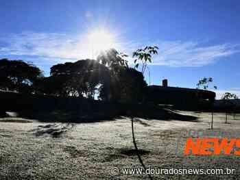Sábado gelado tem mínima de 10ºC no início da manhã em Dourados - Dourados News