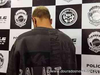 Jovem é preso por tráfico na Vila Industrial - Dourados News