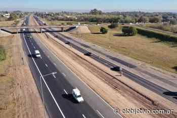 Tercer carril de Circunvalación: se habilitó tramo entre Camino a San Carlos y Puente Cerveceros - El Objetivo