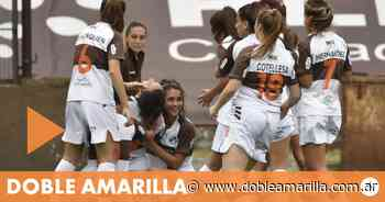 Platense venció a Villa San Carlos en la vuelta del torneo femenino - Doble Amarilla
