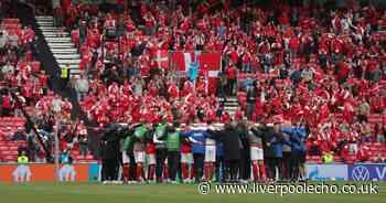 BBC cuts programme as Denmark Euro 2020 match restarts