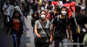 25% de mexicanos contrajo coronavirus: Encuesta Nacional de Salud - Puente Libre La Noticia Digital