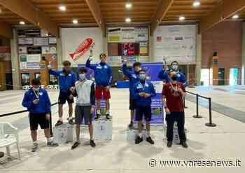 Scherma Varese domina nella sciabola maschile a Olginate - varesenews.it