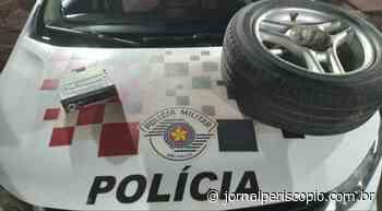 Suspeito de furto é preso em Itu - Jornal Periscópio