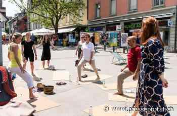 Baden entspannt am globalen Wellnesstag mit der Wellness-Therme FORTYSEVEN - Presseportal.ch