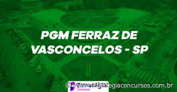 PGM Ferraz de Vasconcelos tem prova suspensa; Entenda! - Estratégia Concursos