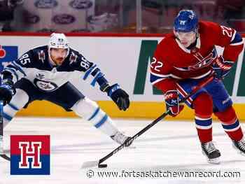 Rookie sniper Caufield energizes Canadiens   HI/O Bonus - Fort Saskatchewan Record