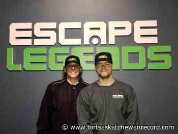 Parks' first escape room opens - Fort Saskatchewan Record