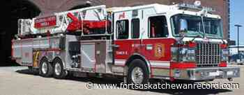 Hot tips needed for fire on Galaxy Way - Fort Saskatchewan Record