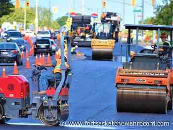 RCMP warns of paving scams - Fort Saskatchewan Record