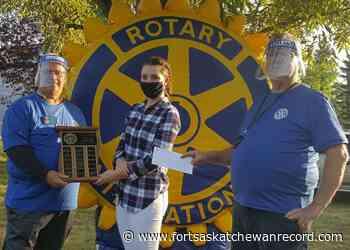 Rotary accepting scholarship applications for high school seniors - Fort Saskatchewan Record