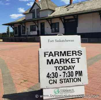 Farmers' Market open for the summer - Fort Saskatchewan Record