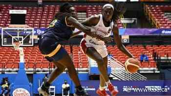 Canadian women's basketball team dominates U.S. Virgin Islands in AmeriCup opener