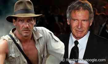 Indiana Jones: Harrison Ford health crisis made Steven Spielberg change iconic scene