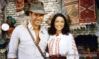 Indiana Jones 'was NOT a paedophile' says Marion star Karen Allen