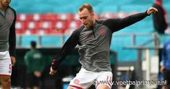 LIVE: 'Eriksen sprak met teamgenoten', België op 2-0 voorsprong