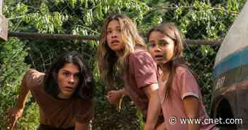 Awake review: Netflix finds its next Bird Box with Gina Rodriguez thriller     - CNET