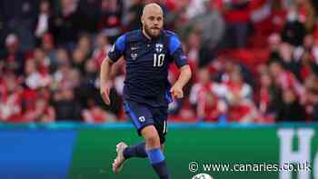 International round-up: Teemu Pukki starts in historic Euro fixture for Finland