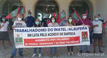 """Adesão """"praticamente total"""" à greve no INATEL Albufeira Hotel - Região Sul"""