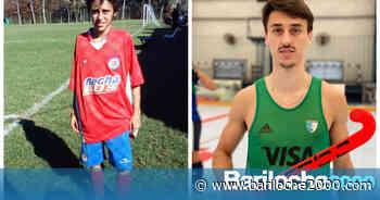 Jugaba al fútbol en Argentinos Juniors y hoy llegó a la selección nacional de hockey pista - Bariloche 2000