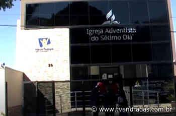Igreja Adventista inaugura novo templo na cidade de Jacutinga - ANTV - Notícias de Andradas e região - TV de Andradas