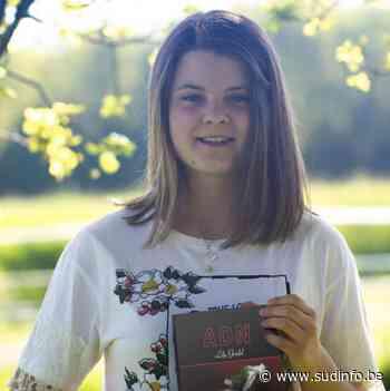 A 14 ans, Lily, de Saint-Léger, vient de publier son tout premier roman: un polar intitulé «ADN» - Sudinfo.be