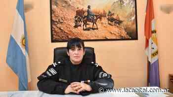 Silvia Puchetta, la primera mujer que comandará la jefatura policial de San Lorenzo - La Capital