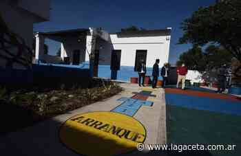 Habilitan en Concepción la primera sala inclusiva a cielo abierto - La Gaceta Tucumán