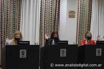 Concepción del Uruguay: usaron la banca del pueblo en la octava sesión del Concejo   Análisis - Análisis Digital