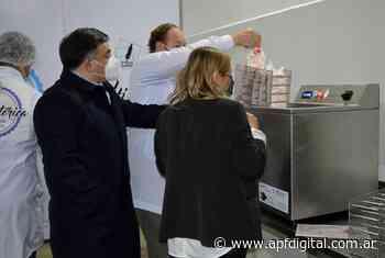 Concepción del Uruguay: Se puso en marcha oficialmente la pasteurizadora municipal - apfdigital.com.ar - APF Digital