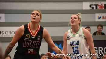 Olympian growing Mackay basketball in leadership role - Daily Mercury