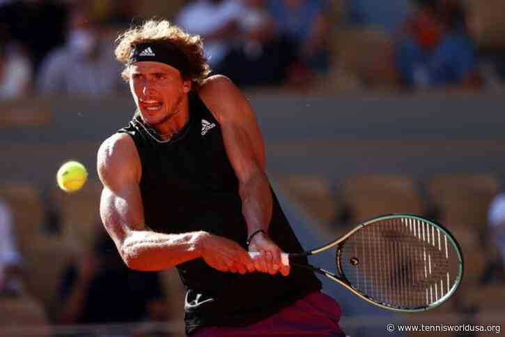 Alexander Zverev: 'This may sound arrogant, but I don't care about semis or final'