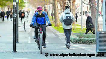 La bicicleta seduce a Zaragoza: 132 kilómetros de carriles en 12 años - El Periódico de Aragón