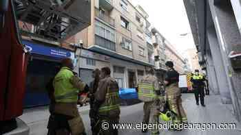 Varios intoxicados por humo en Zaragoza al arder un patinete - El Periódico de Aragón