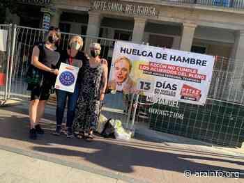 Finaliza la Huelga de Hambre de la trabajadora del Ayuntamiento de Zaragoza - AraInfo | Achencia de Noticias d'Aragón