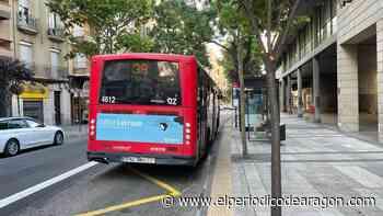 Los trabajadores del autobús de Zaragoza, optimistas ante el seguimiento de los paros - El Periódico de Aragón