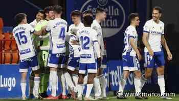 Diez jugadores fijos y muchas dudas en el Zaragoza - MARCA.com