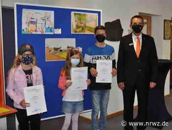Volksbank Rottweil zeichnet die Ortssieger des Jugendmalwettbewerb - Neue Rottweiler Zeitung online