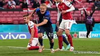 Finland beats Denmark after Christian Eriksen's collapse