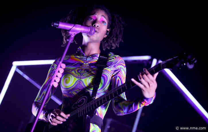 Willow Smith says she used to get bullied for being a Black girl who liked rock music