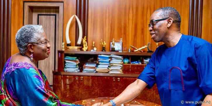 Okowa congratulates Okonjo-Iweala at 67
