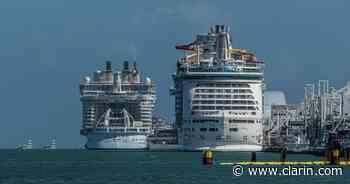 Una disputa política pone en riesgo la temporada de cruceros en Florida - Clarín
