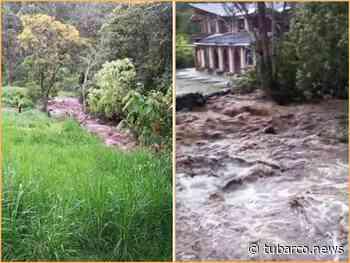 Se desbordaron dos ríos en La Florida y hay temor por posibles estragos - TuBarco