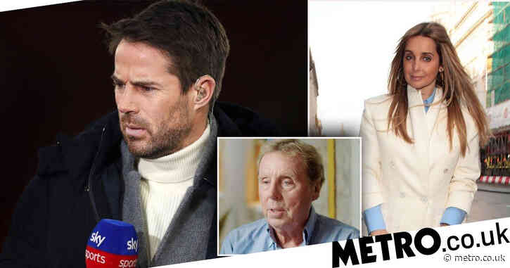Harry Redknapp says Louise is doing 'great' following ex-husband Jamie Redknapp's baby news
