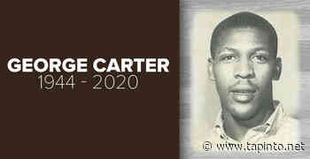St. Bonaventure Community Will Honor the Late George Carter, '67, Top 20 Basketball Player, With Graveside Service on Saturday - TAPinto.net