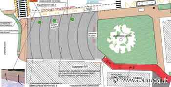 Chieri, al via i lavori per la risistemazione del Piazzale Don Bosco: sarà pedonalizzata con due zone di sosta a disco orario - TorinOggi.it