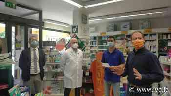 Andora apre un nuovo punto vaccinale nella farmacia comunale Val Merula - IVG.it