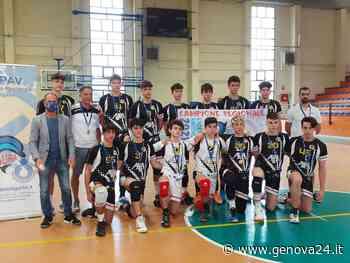 Under 17, ad Andora trionfa la Colombo Volley Genova: campione regionale - Genova24.it