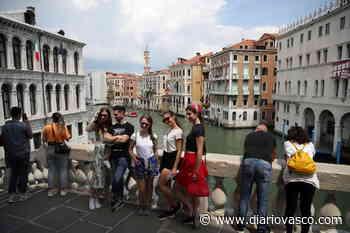 Los turistas regresan a Venecia: cruceros, colas y protestas - Diario Vasco