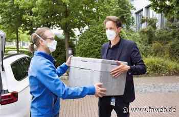 SAP startet Impfkampagne in Walldorf - Firmen in der Region - Fränkische Nachrichten